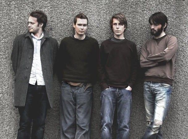 Sigurros Band Iceland