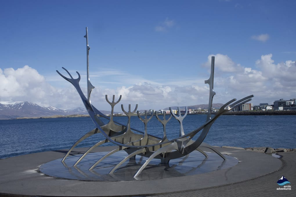side view of sun voyager
