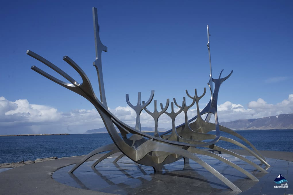 close up of sun voyager