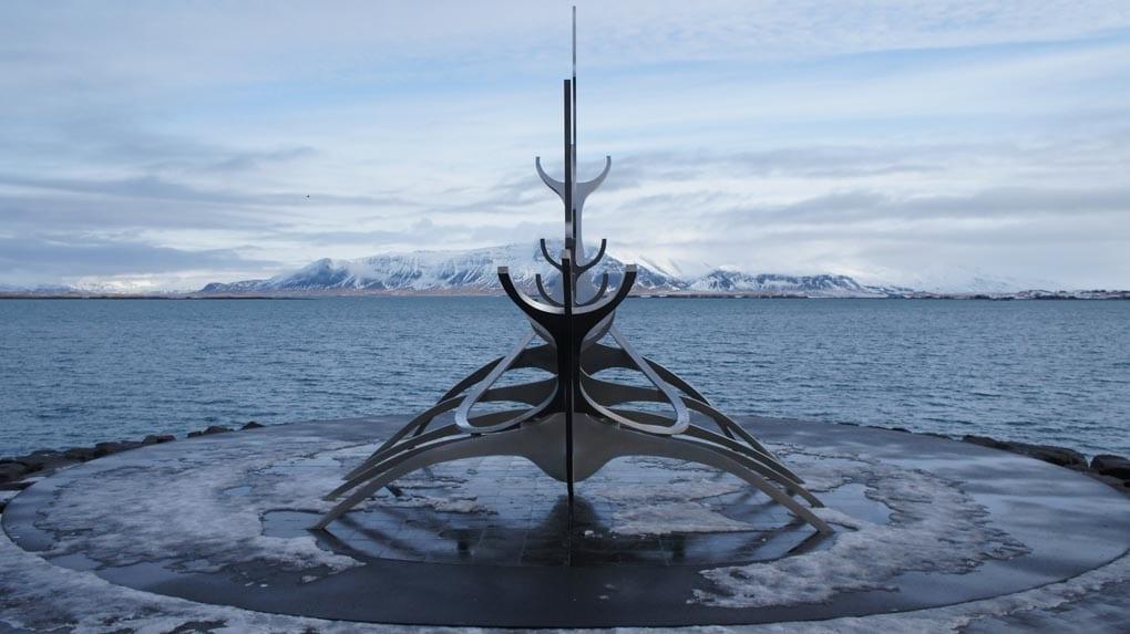 Solfarid Iceland