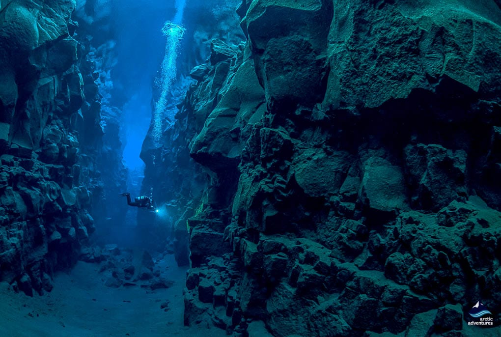 Silfra Diving Adventure Iceland