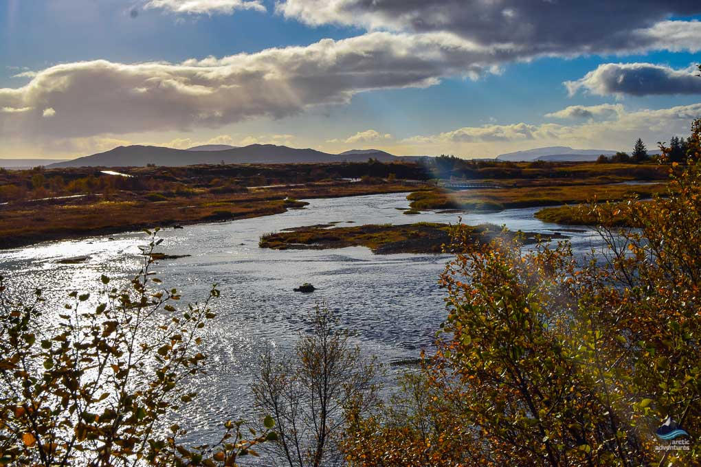 Thingvellir rivers