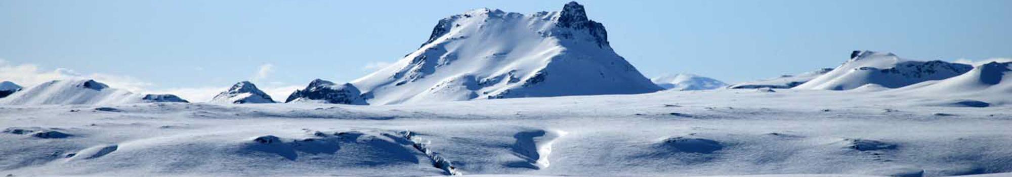Hveravellir snow capped