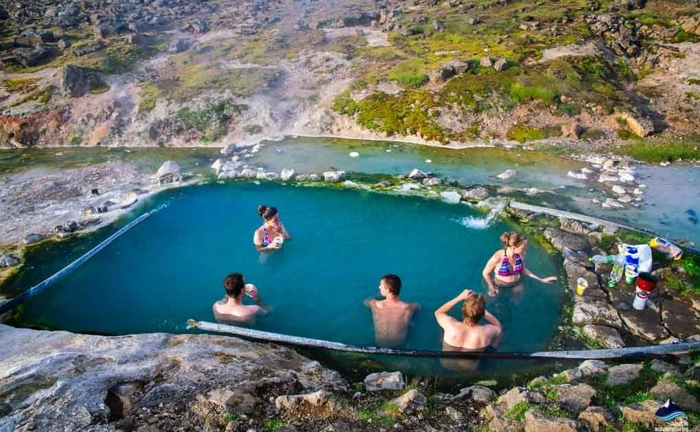 Hveravellir Nature Reserve Attractions In Iceland