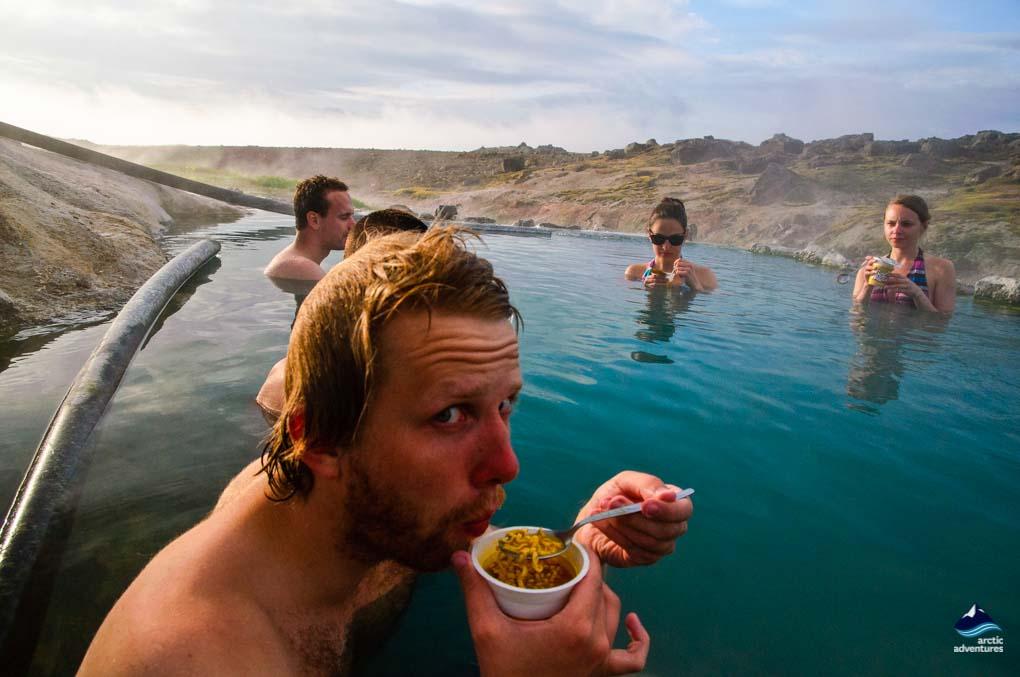 Hveravellir Natural Baths