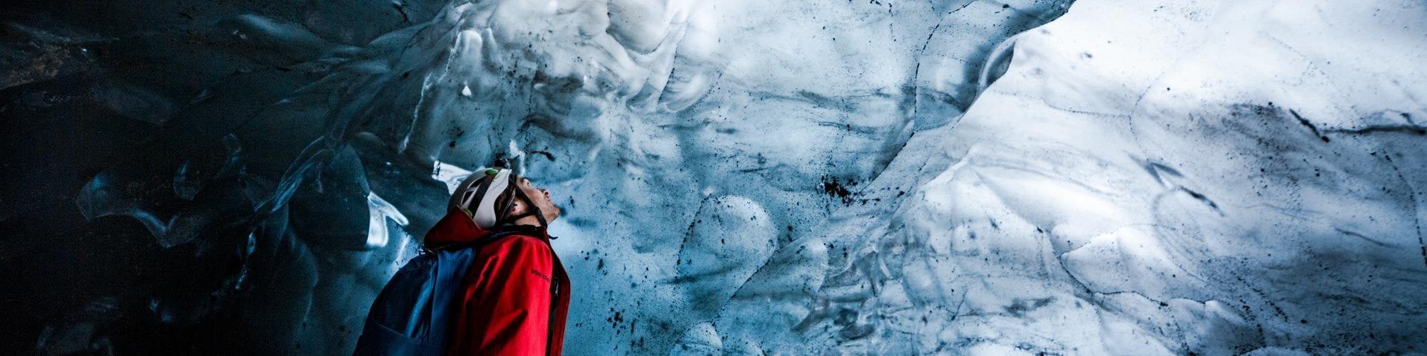 Skaftafell Ice Cave Iceland