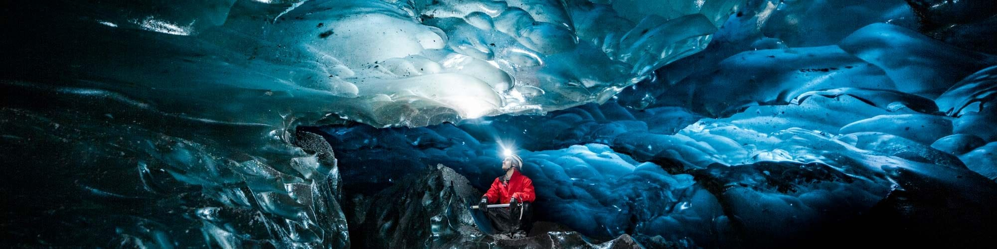 Into the Glacier Ice Cave Tour Iceland