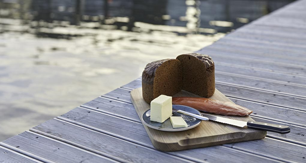 Rye Bread at Laugarvatn