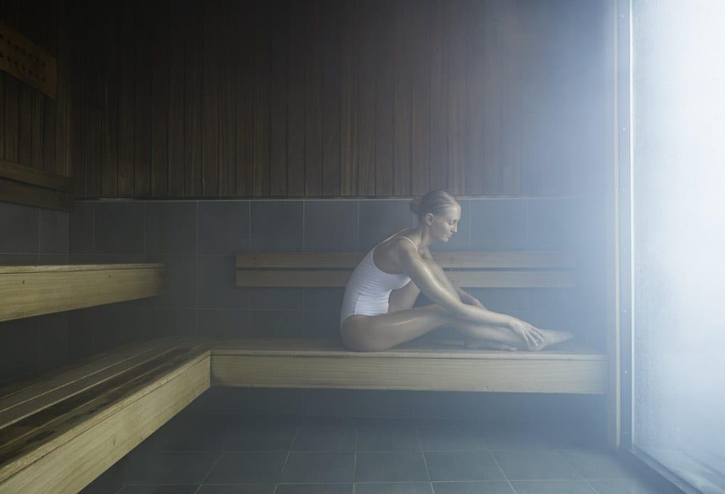 Blue Lagoon Sauna
