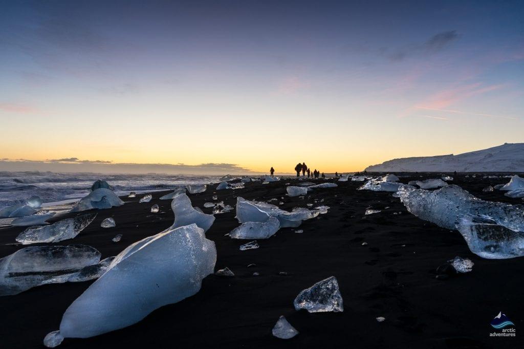 The Diamond Beach Iceland Arctic Adventures