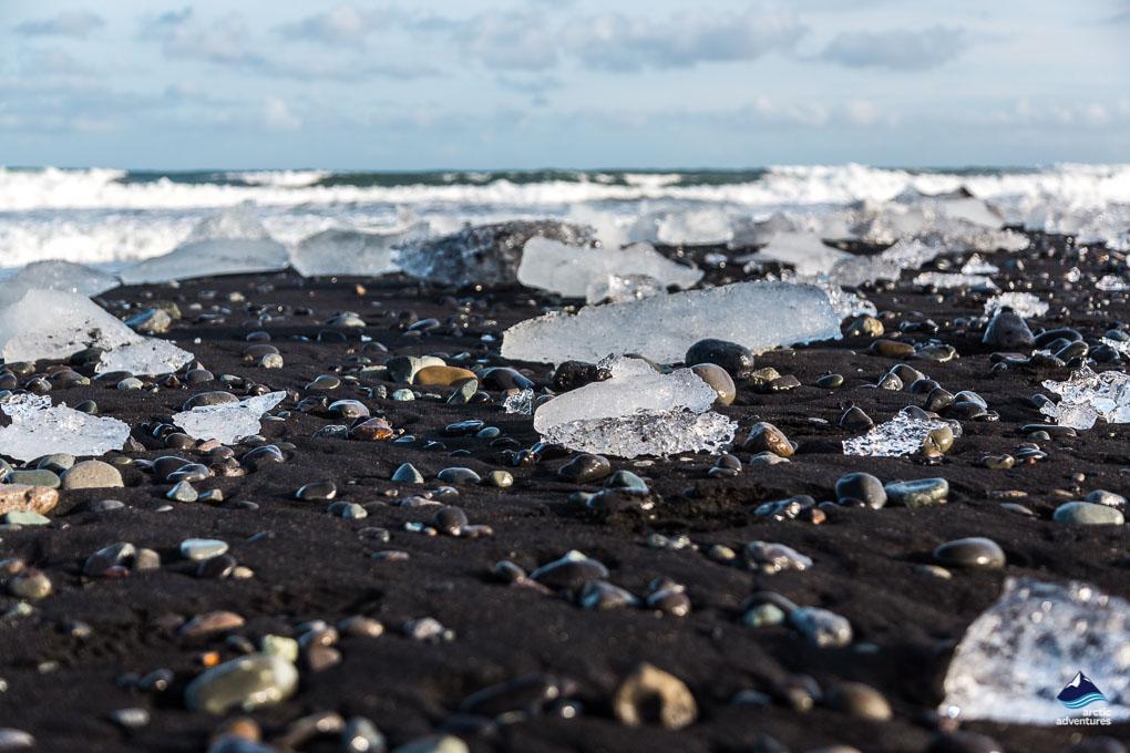 Diamond Beach Jokulsarlon