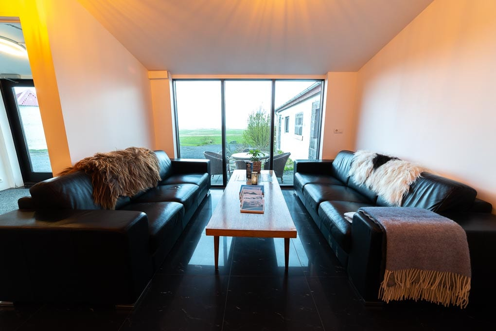 Hof Adventure Hotel in the South Coast of Iceland