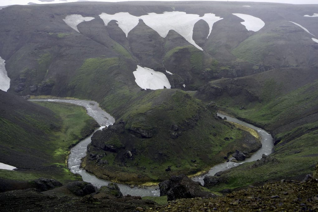 Kerlingarfjoll Highlands Iceland