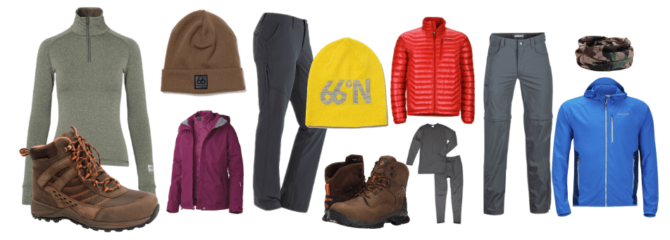 What to Wear Iceland