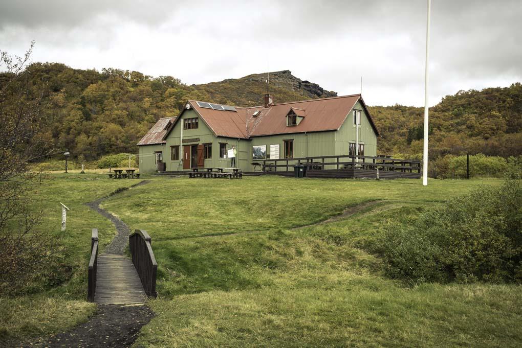 Thorsmork Hut Iceland