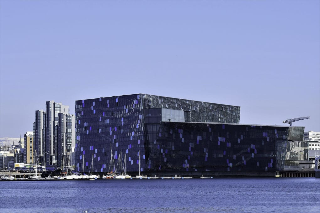 Harpa Musical Hall