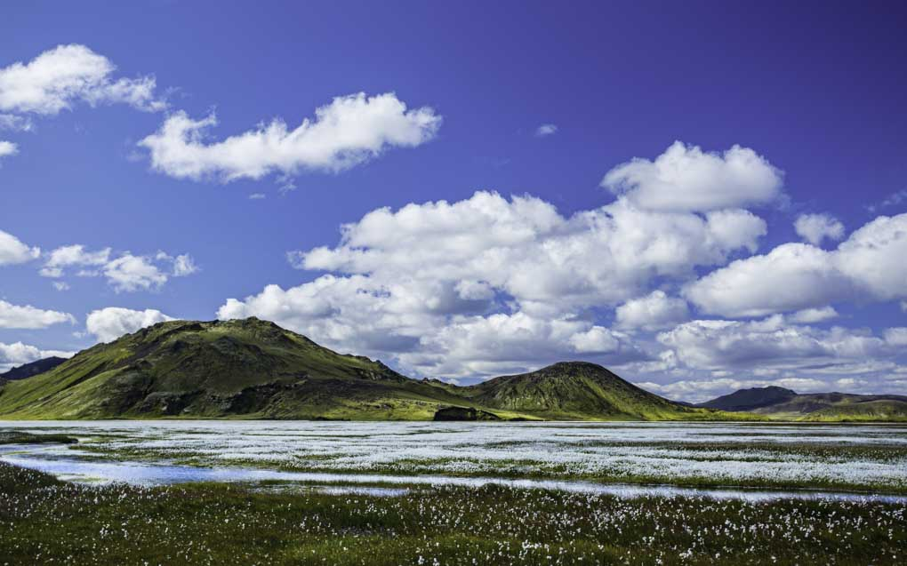Landmannalaugar Icelandic Highlands