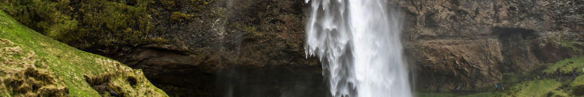 塞里雅兰瀑布奔流