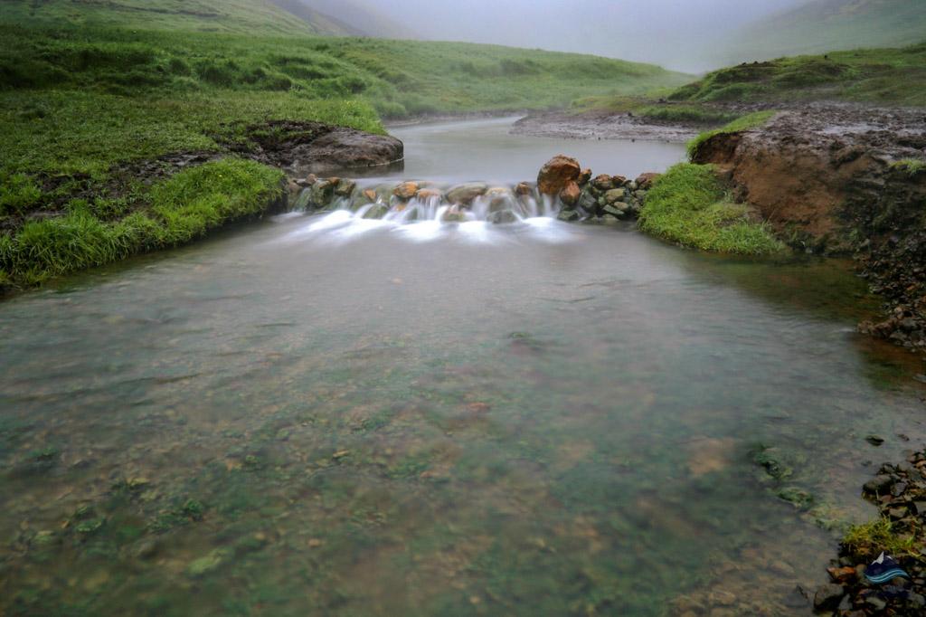 Hot River in Reykjadalur