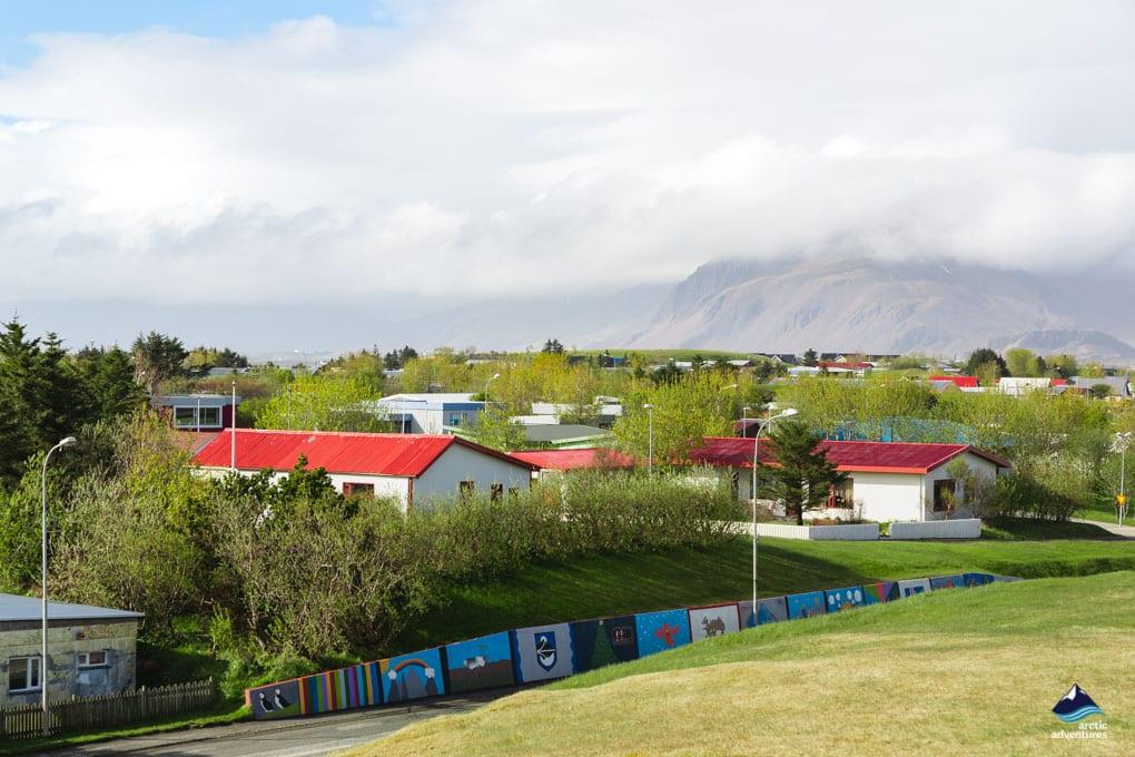 Hofn i Hornafirdi Iceland