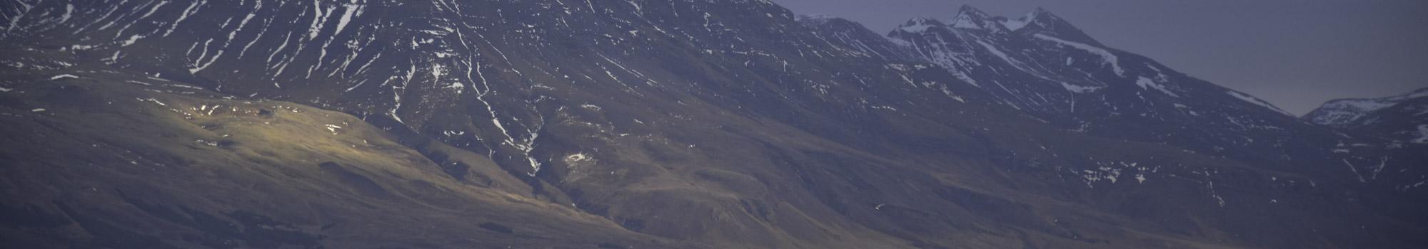 Mt Esja