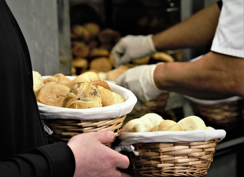 Bakery in Mosfellsbaer