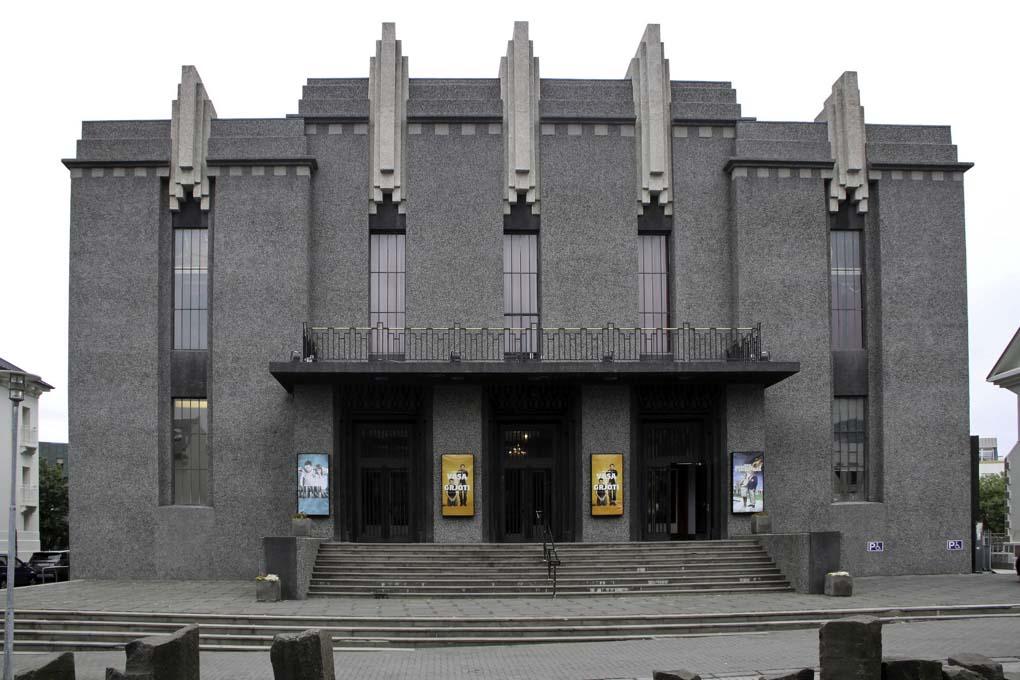 Thjodleikhusid Reykjavik Theatre