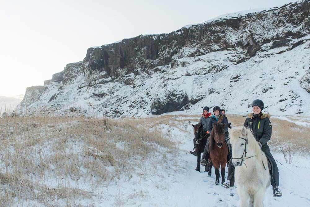 Horseback Riding Vikurfjara