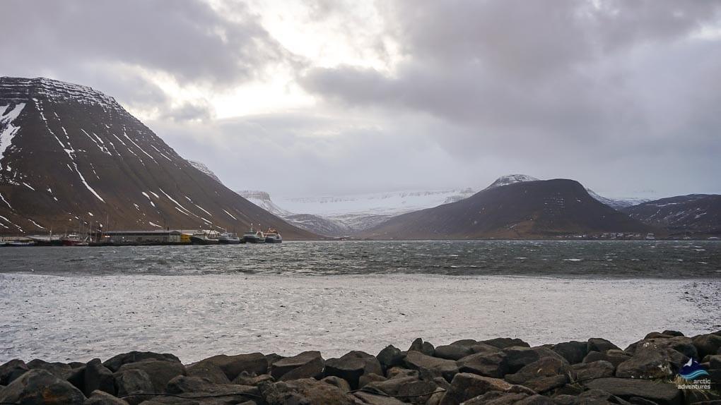 Ocean views Iceland