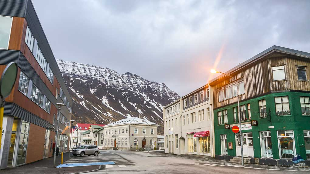 Isafjordur Capital of Westfjords