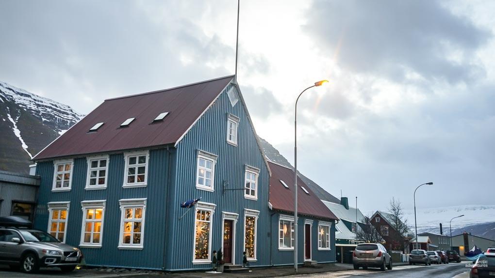 Isafjordur Westfjords