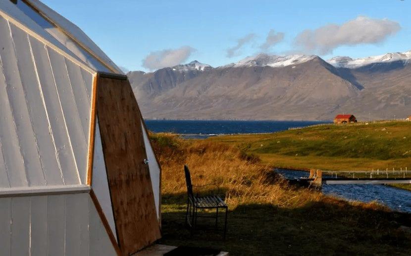 Glamping Igloo Iceland