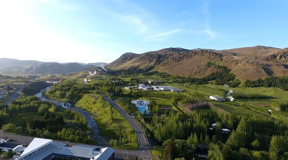 Hveragerdi Iceland