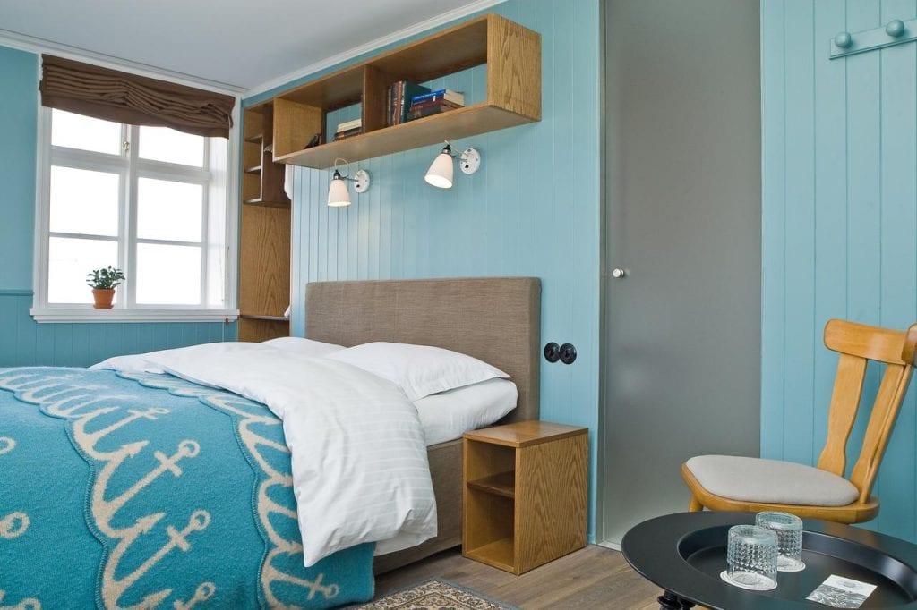 Hotel Egilsen Room at Stykkisholmur