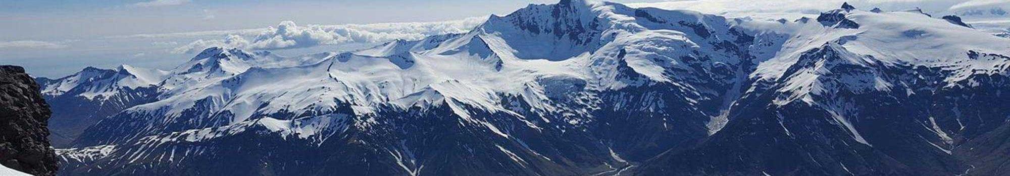 Vatnajokull Glacier View