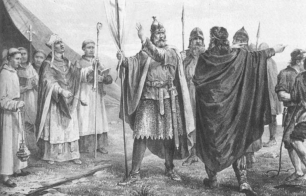 Olafur Tryggvason King