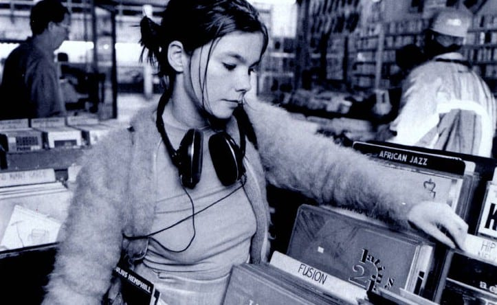 Bjork photo by Jim Carroll