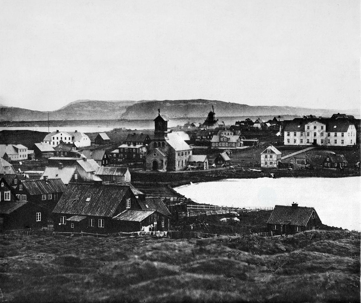 Reykjavik history