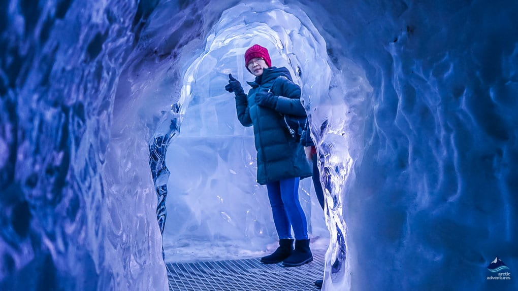 Perlan Ice Tunnel