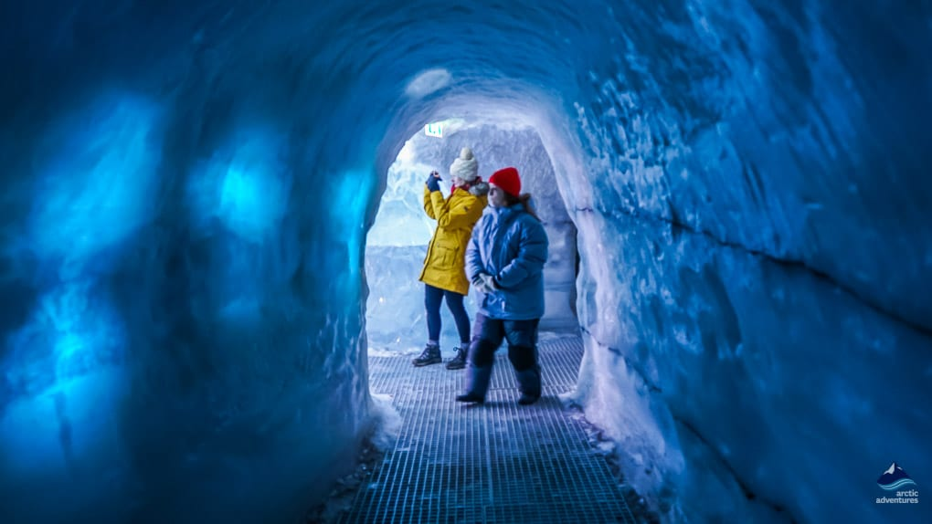 Ice Cave at Perlan
