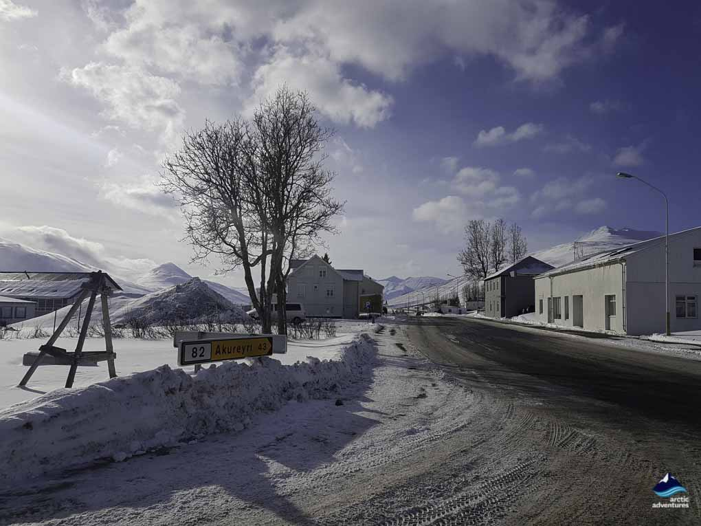 Dalvik in winter