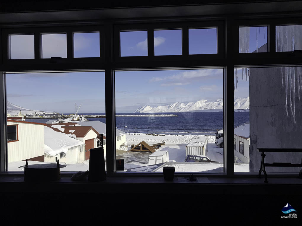 View from Gisli Eirikur Helgi at Dalvik
