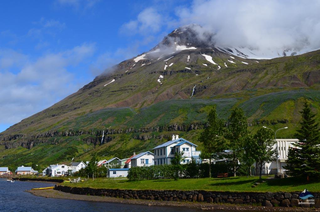 Seydisfjordur, East Iceland