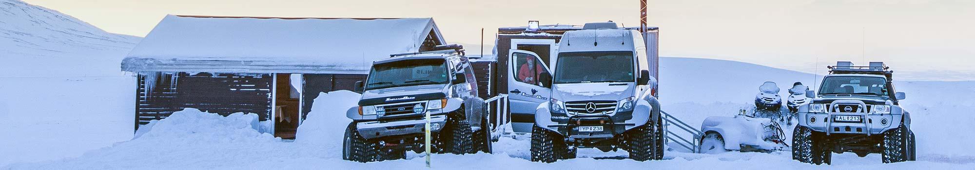 super-trucks-on-glacier
