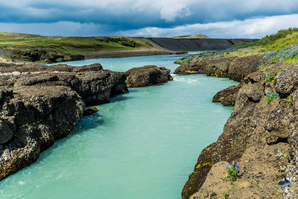 gullfoss river canyon