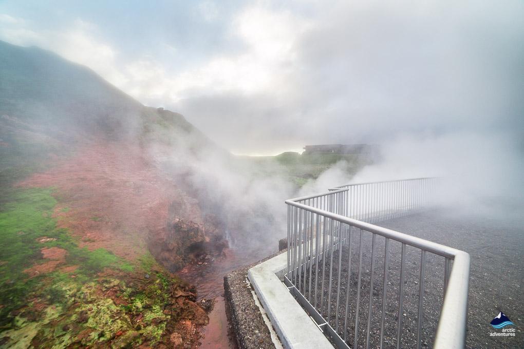Deildartunguhver Iceland