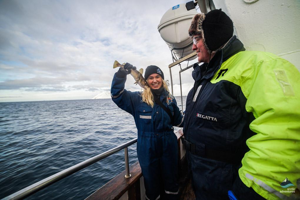 观鲸之后还的海钓体验