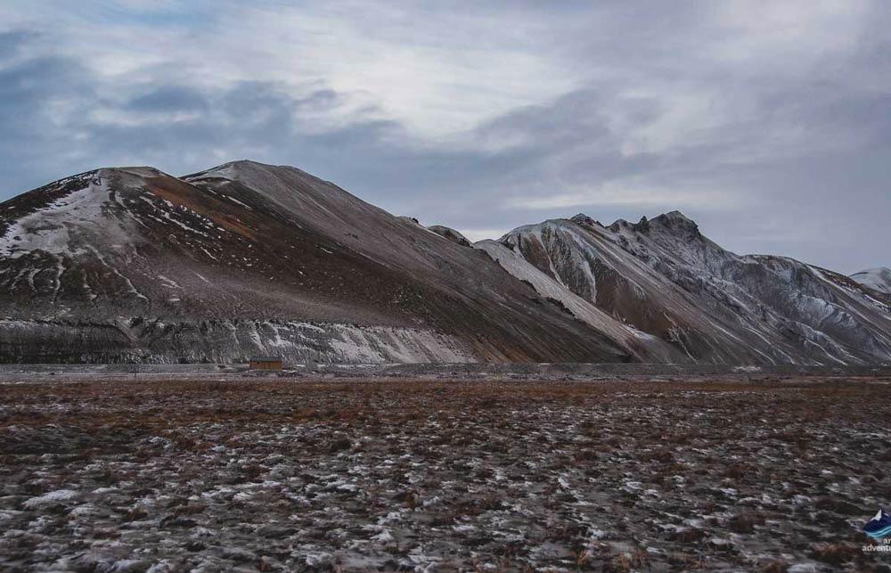 兰德曼劳卡高地山脉