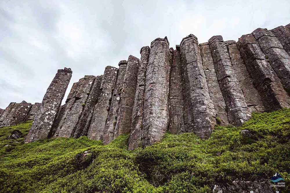 玄武岩石柱