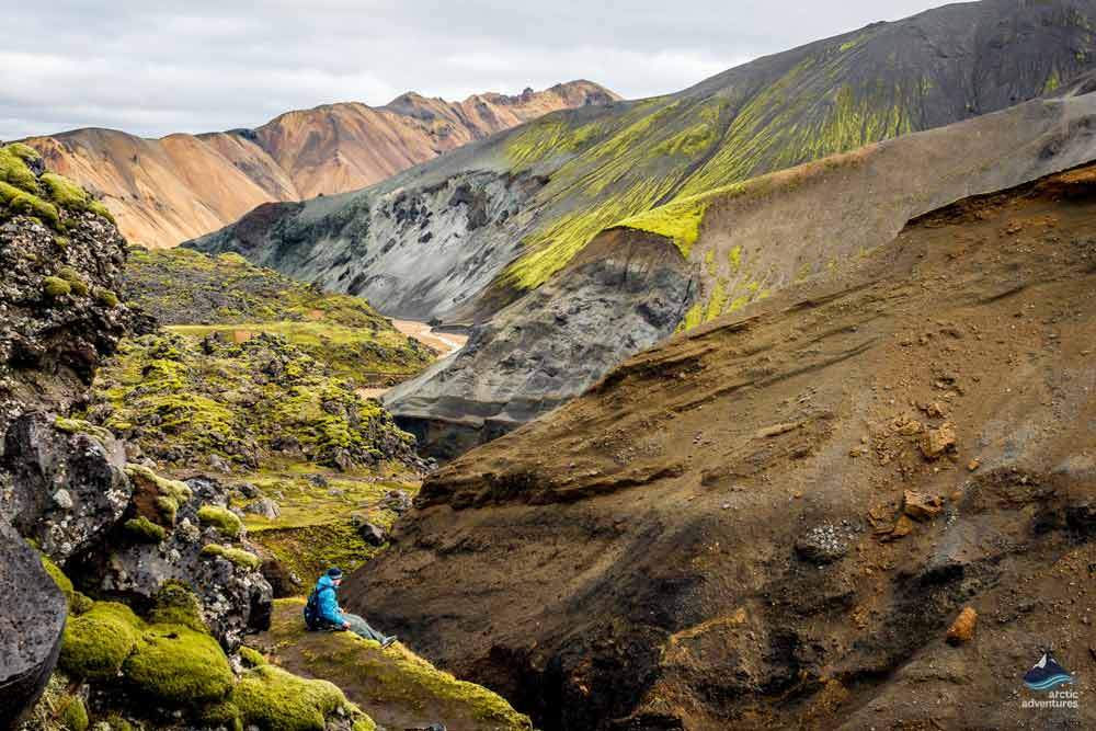 laugavegur hiking trail